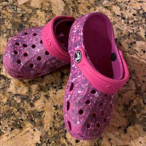 Crocs toddler clogs